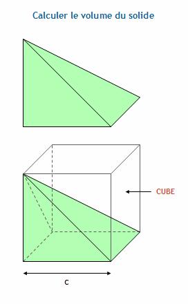 calculer le volume du solide n 3 connaissant ses dimensions. Black Bedroom Furniture Sets. Home Design Ideas